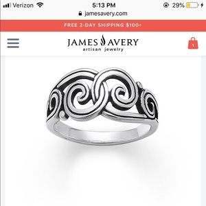 James Avery ring!